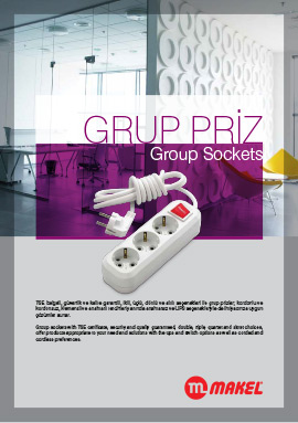 Group Socket Outlet