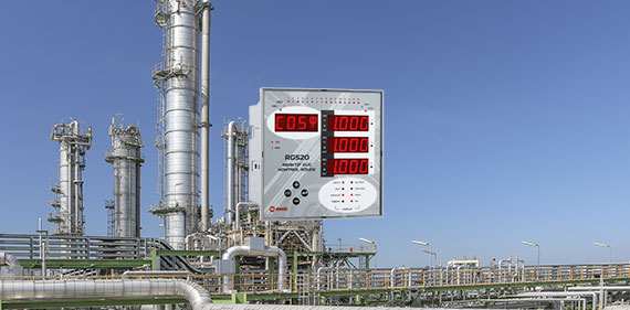 REACTIVE POWER COMPENSATION RELAYS