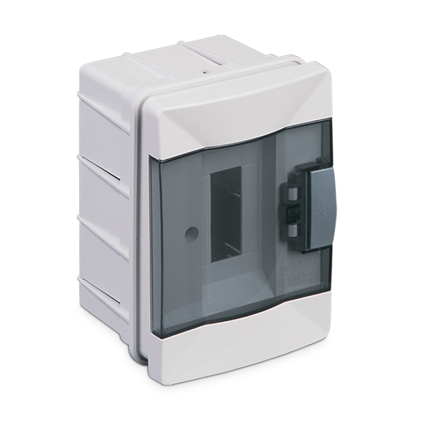 Flush Mount Distribution Box with Terminal Module 2