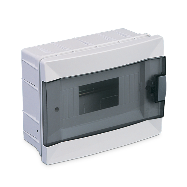 Flush Mount Distribution Box with Terminal Module 8