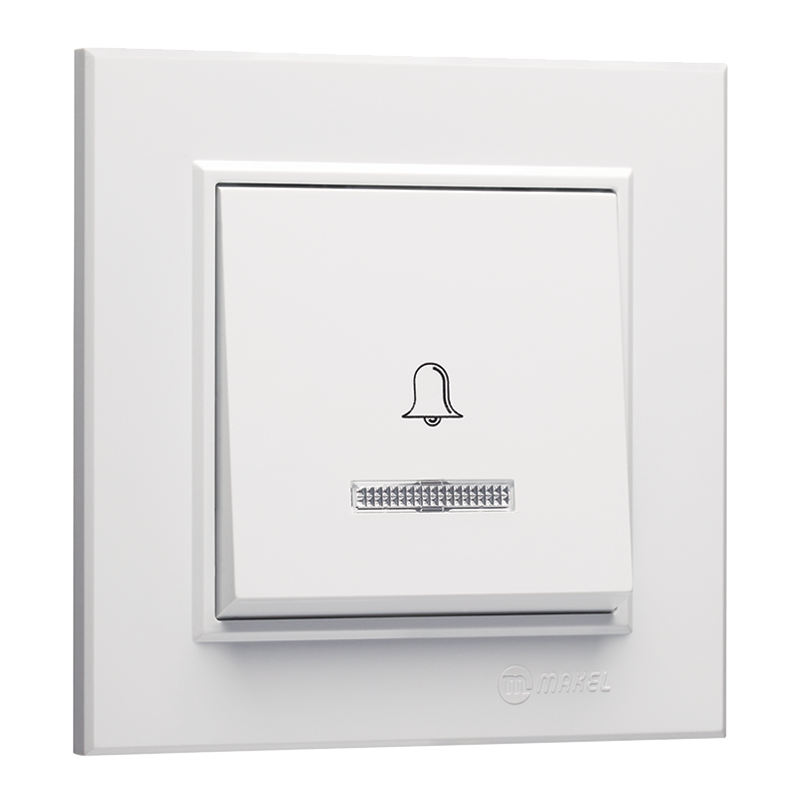 Bell Switch Illuminated (220v)
