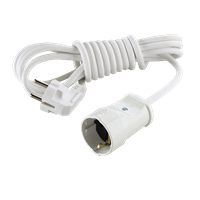 Schuko Extension Cord 3m