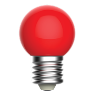 1W Night Lamp - Red