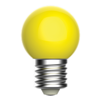 1W Night Lamp - Yellow