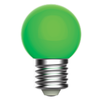 1W Night Lamp - Green