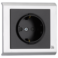 Earthed Socket-Outlet